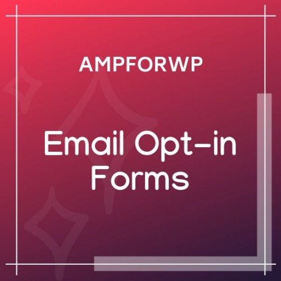 Email Opt-in Forms for AMP
