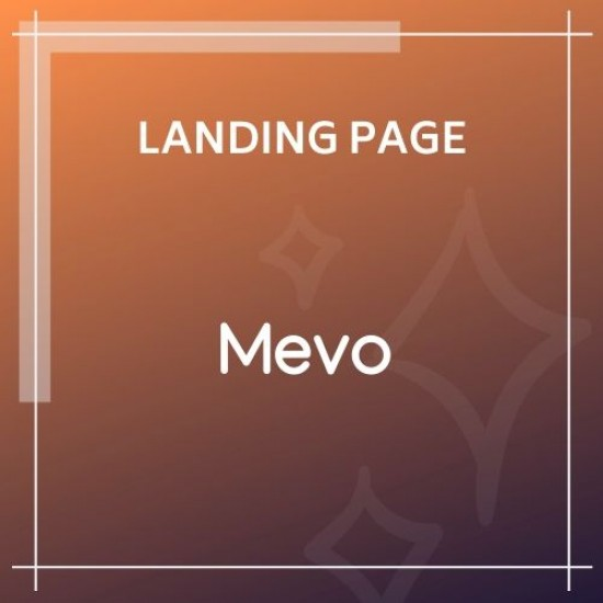 Mevo Creative eCommerce HTML Template