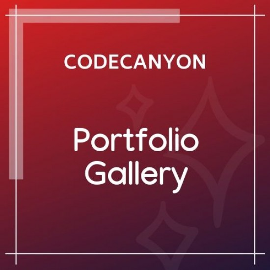 Portfolio Gallery WordPress Portfolio Plugin 1.1.0