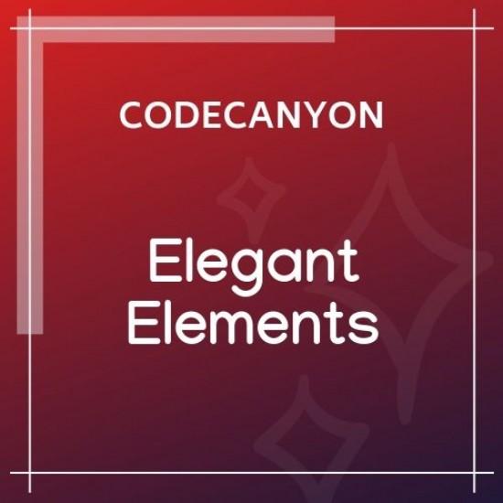 Elegant Elements for Fusion Builder 1.3.0