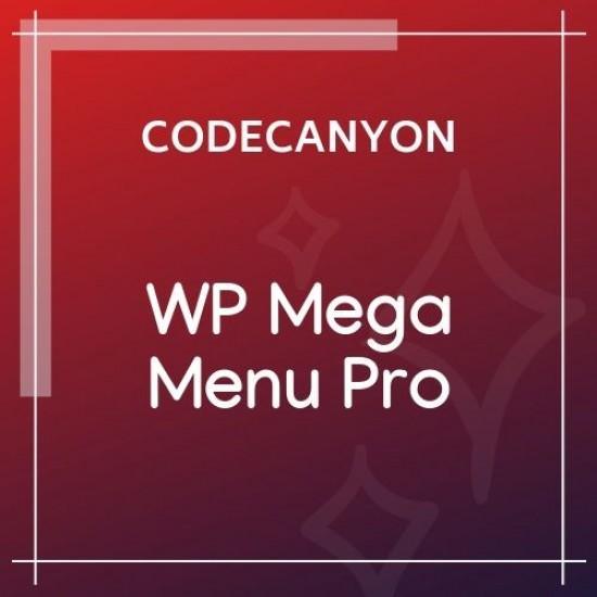 WP Mega Menu Pro Responsive Mega Menu Plugin