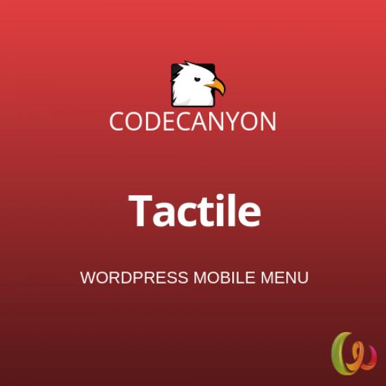 Tactile: WordPress Mobile Menu 2.0