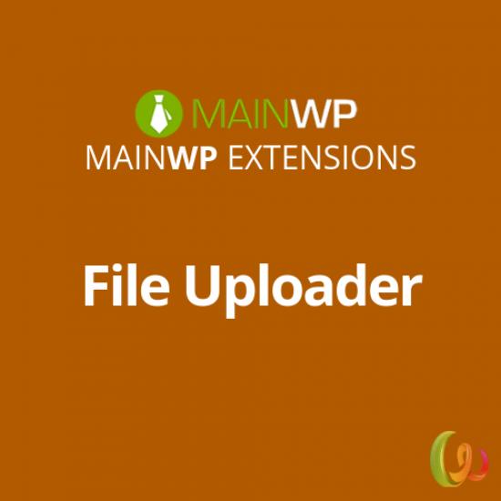 MainWP File Uploader Extension 4.0