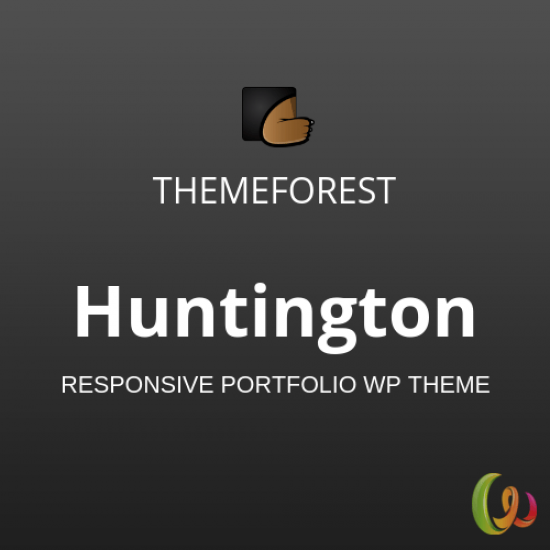 Huntington Responsive Portfolio WordPress Theme 1.0.8