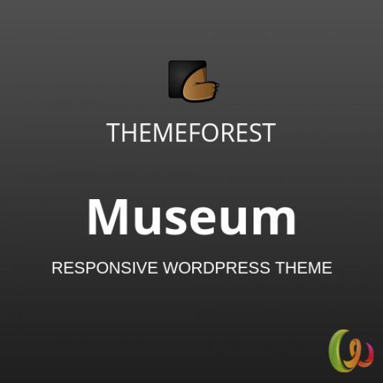 Museum Responsive WordPress Theme 2.0.2