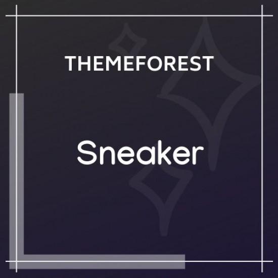 Sneaker Shoes Theme for WooCommerce WordPress