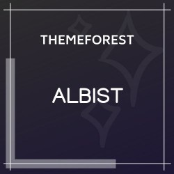 ALBIST Creative Multipurpose WordPress Theme