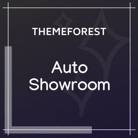 Auto Showroom Car Dealership WordPress Theme