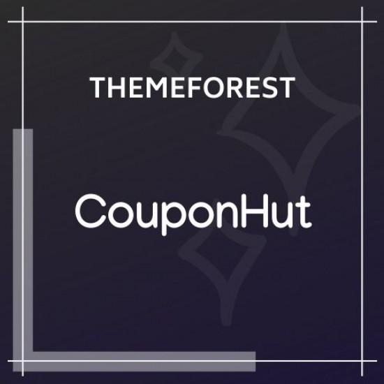 CouponHut Coupons Deals WordPress Theme