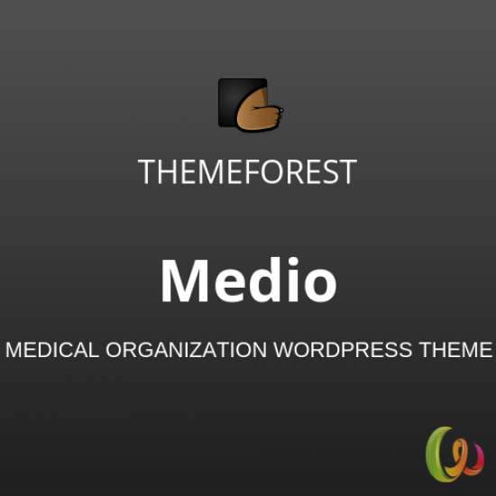 Medio Medical Organization WordPress Theme 1.0