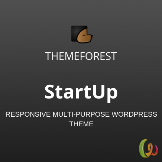 StartUp Responsive Multi-Purpose WordPress Theme 1.8