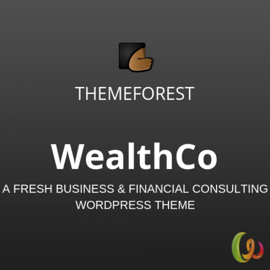 WealthCo   A Fresh Business Financial Consulting WordPress Theme 1.1