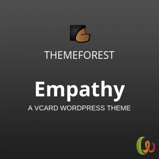 Empathy A vCard WordPress Theme