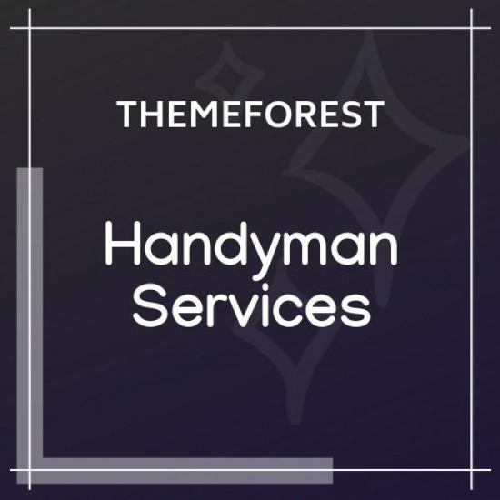 Handyman Services Construction Renovation WP Theme 1.0.8