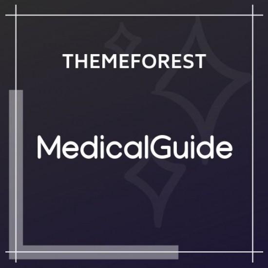 MedicalGuide Health and Medical WordPress Theme