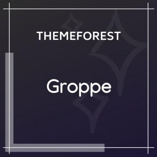 Groppe Nonprofit WordPress Theme 2.4