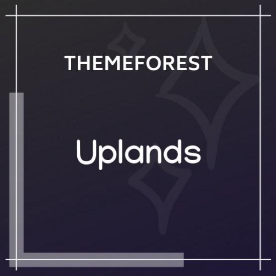 Uplands Golf Course WordPress Theme