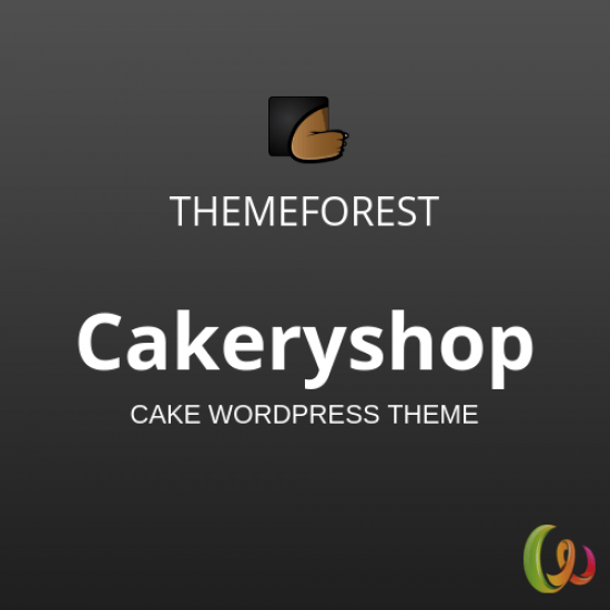 Cakeryshop Cake Bakery WordPress Theme