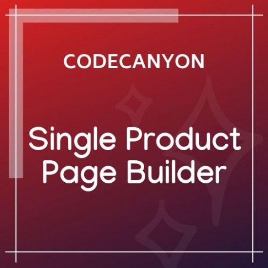 WooCommerce Single Product Page Builder 5.1.12