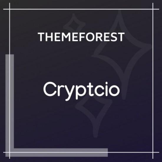 Cryptcio Innovative WordPress Theme