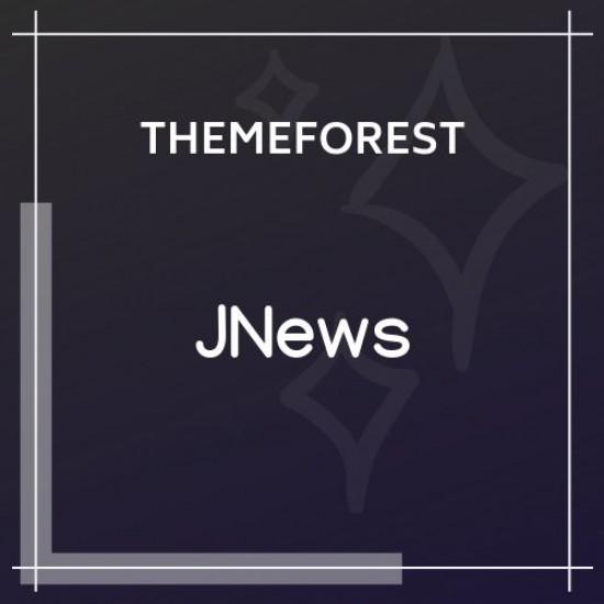 JNews Newspaper Magazine Blog AMP Theme