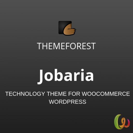Jobaria Technology WordPress Theme 1.0.0