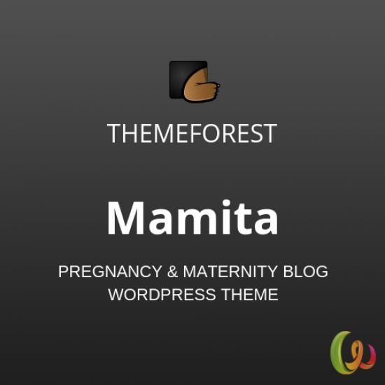 Mamita | Pregnancy Maternity Blog WordPress Theme 1.0.1