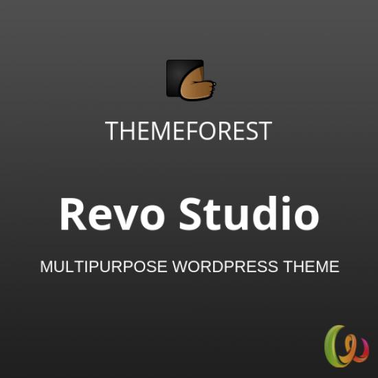 Revo Studio Multipurpose WordPress Theme 1.0.9