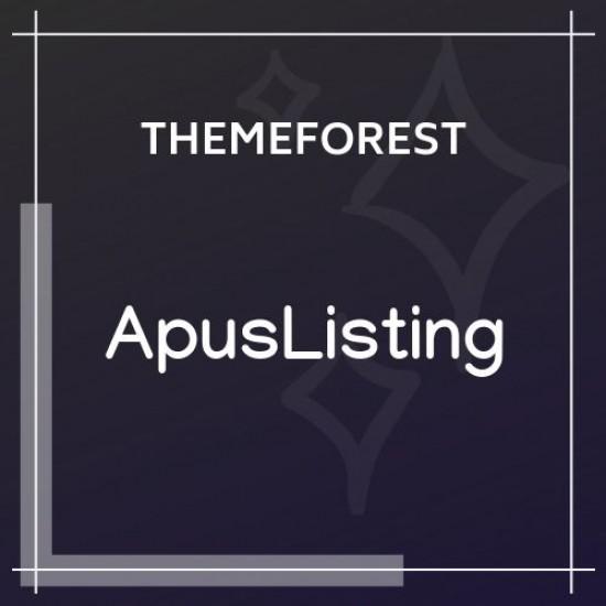 ApusListing Directory Listing WordPress Theme