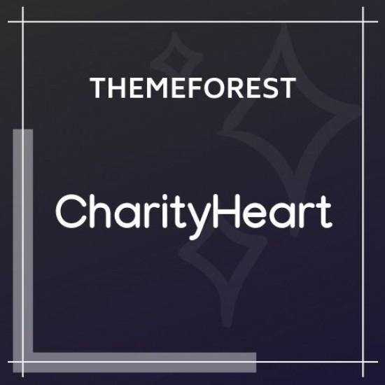 CharityHeart Nonprofit WordPress Theme