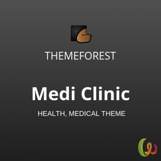 Medi Clinic | Health, Medical Theme 1.4