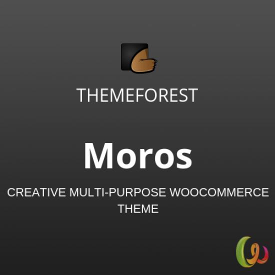 Moros eCommerce WordPress Theme