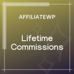 AffiliateWP Lifetime Commissions