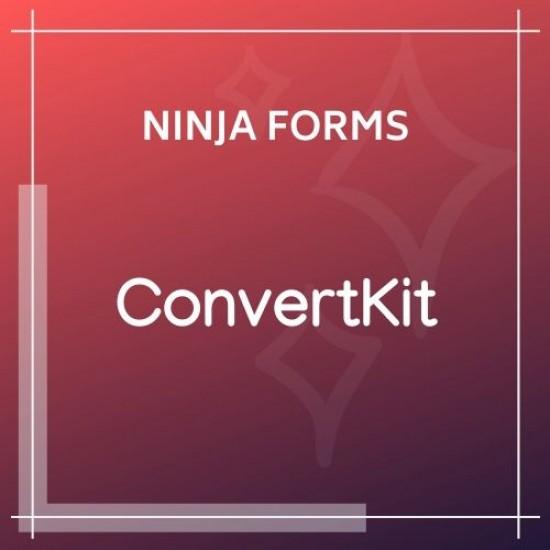 Ninja Forms ConvertKit 3.0.2