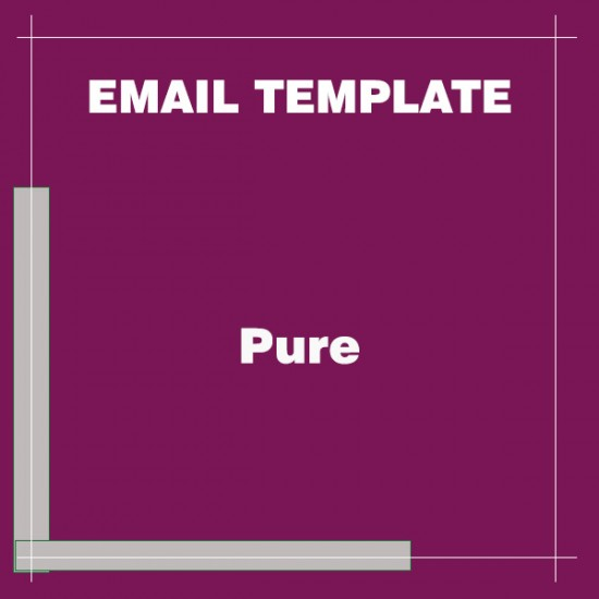 Pure Responsive Email + Online Template Builder